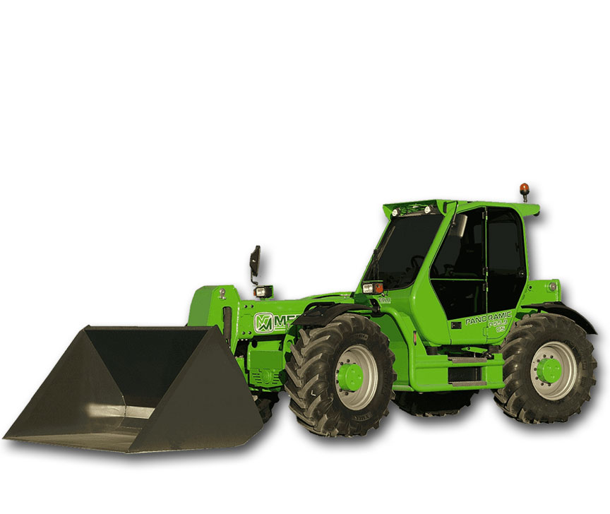 Merlo-P55.9CS-Panoramic-telescopic-handler