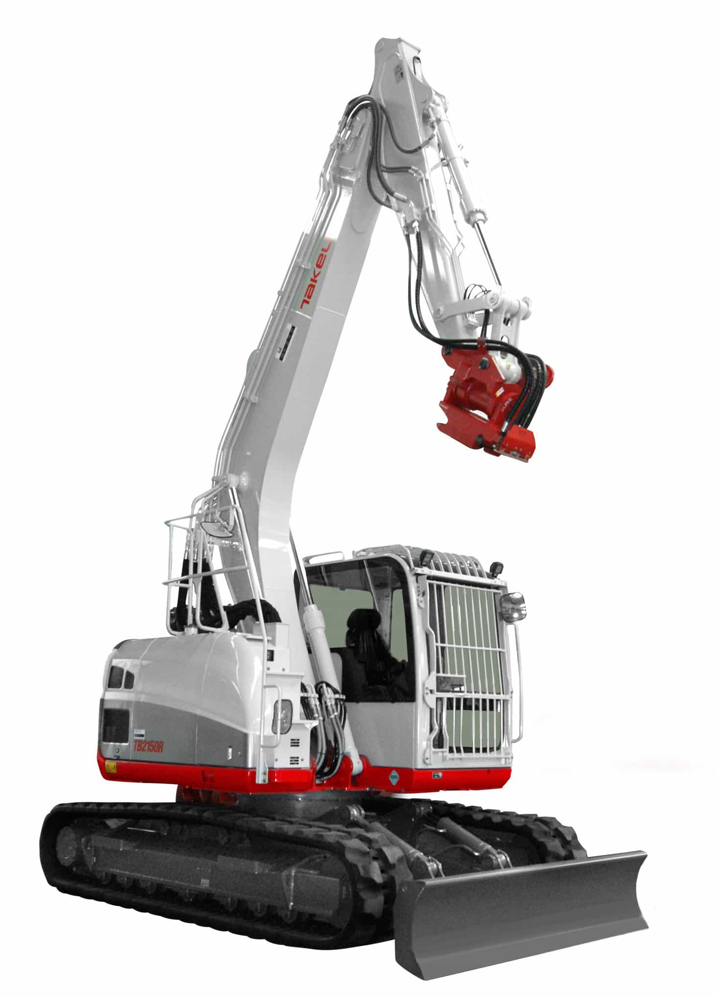 TB2150R Compact Excavators Products website Takeuchi MFG