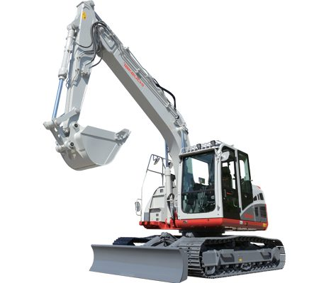 EARTHMOVERS review the all new TAKEUCHI TB2150R